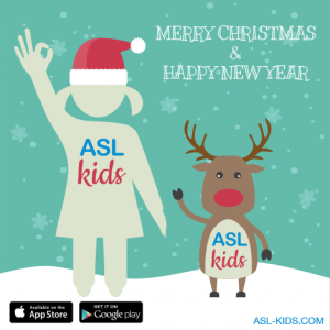 asl dictionary christmas - Asl Christmas