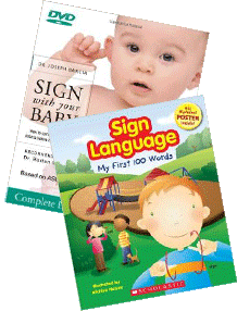 Books on ASL for children