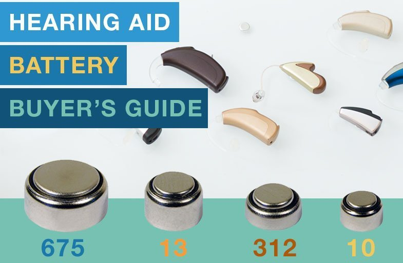 Hearing Aid Battery Buyer's guide