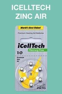 icelltech-zinc-air-size-10