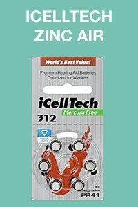 iCellTech Zinc Air
