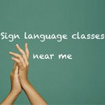 sign language classes near you